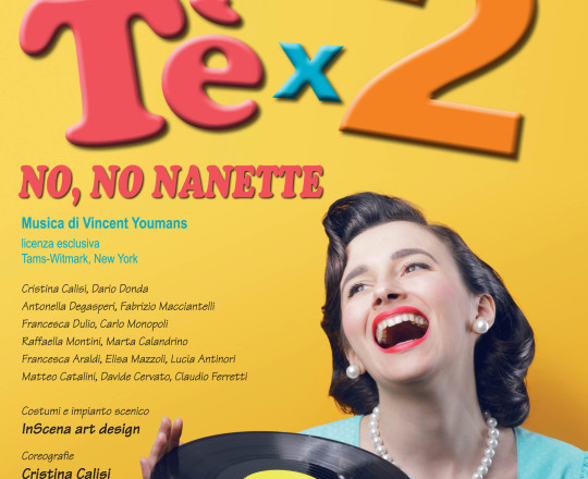 Tè per due (No, no, Nanette)